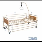 Χειροκίνητα Κρεβάτια με Ανύψωση Πλάτης - 1 μανιβέλα